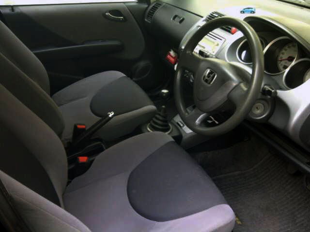 stir mobil honda jazz 2005 manual