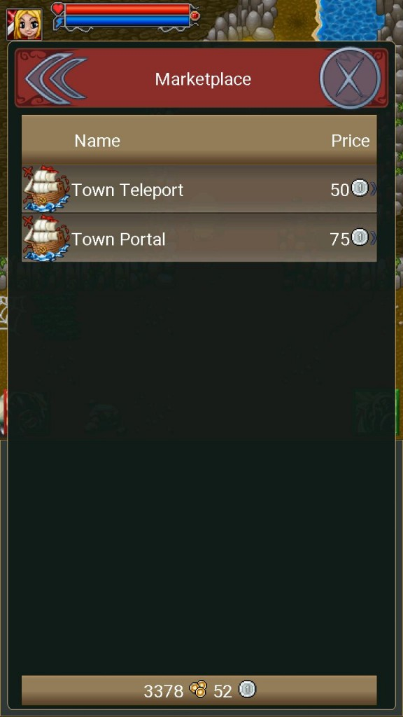 Town Teleport