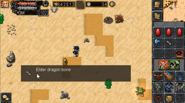 Drop Tulang Elder DRagon Bone