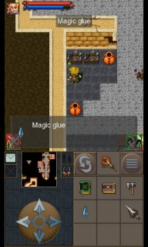 Magic Glue