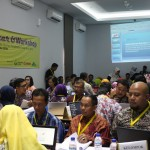 Suasana Workshop Otomasi Arsip