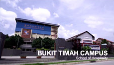 Bukit Timah Campus School of Hospitaly