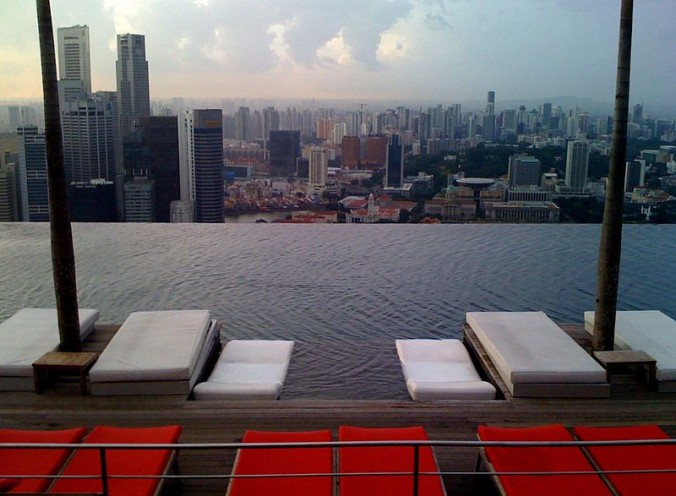 Infinity Swimming Pool SkyPark