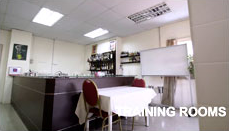 Training Rooms / Ruang Praktek