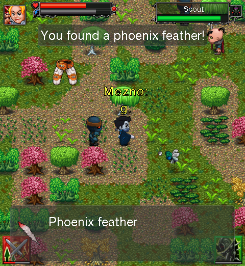 Phoenix Feather (Bulu Phoenix)